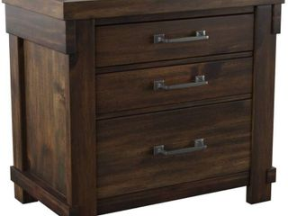 Signature Design by Ashley lakeleigh Night Stands  Brown Nightstand