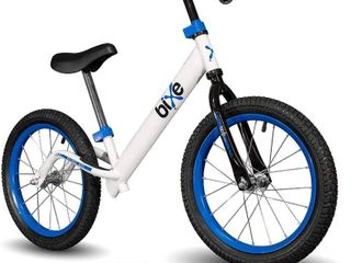 Blue Pro Balance Bike For Big Kids And Kids With Special Needs   16  No Pedal