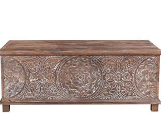 Anglo Trunk Coffee Table