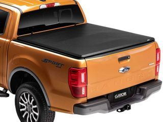 Gator ETX Soft Tri Fold Truck Bed Tonneau Cover   59317   2019 Ford Ranger 5  Bed
