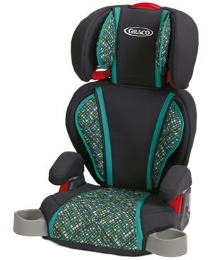 Graco TurboBooster Highback Booster Car Seat  Mosaic