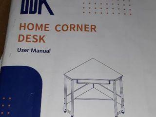 DDK home corner desk
