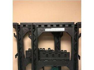 Metabo HPT Folding Sawhorses Heavy Duty Stand 4 Sawbucks 1200lb Capacity