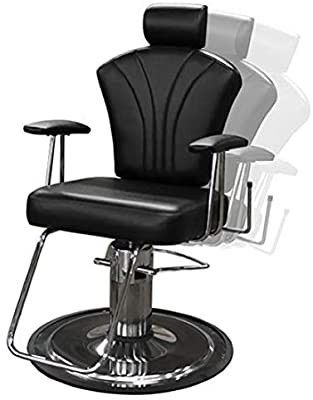 Microblading Chair is All Purpose for Brows  lashes  and Threading  Black