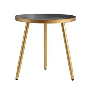 Aojezor Round Side Table
