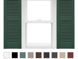 Vantage 15 x55  Forest Green louvered 2 Pack