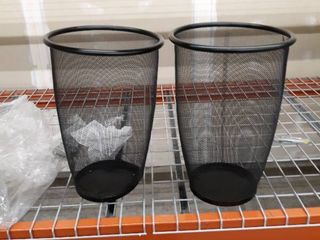 2 Pack Office Trashcan