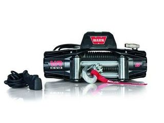 Warn 103250 Electric Winch 12vdc 8000 lb  load Cap