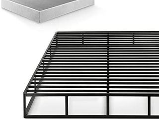 9  Quick lock Box Spring Mattress Foundation Built to last Metal Structure Full Size