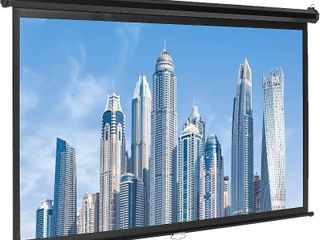 Amazon Basics 80in Projector Screen