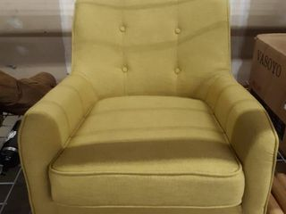 Noble House Home Furnishings Green Chair