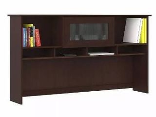 Bush Furniture WC31431 03 Cabot Collection 60W Hutch for Desk