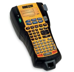 Rhino 5200 DYMO label Maker