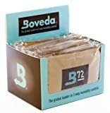 Boveda 72 Percent RH Retail Cube Humidifier Dehumidifier  60gm   Pack of 12