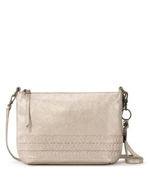 The Sak Sequoia leather 3 in 1 Crossbody Retail   139 00