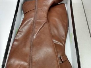 Alfani Women s Step  N Flex Kallumm Wide Calf Boots  Size 8M