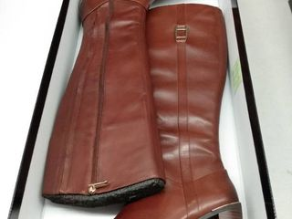 Alfani Women s Step N Flex Nellie Dress Boots  Size 9 5M