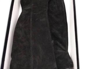 Women s Naturalizer Fae Tall Boot  Size 8 Regular Calf M   Black