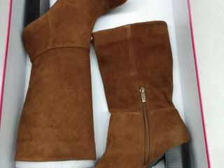 Women s Vince Camuto Eshitana Platform Boot  Size 7 M   Brown