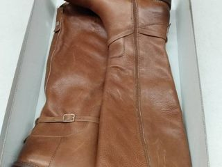 Franco Sarto Haylie High Shaft Boots Women s Shoes  Size 9M
