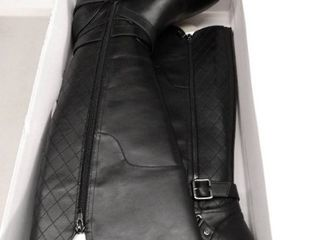 Gbg los Angeles Haydin Riding Boots Women s Shoes  Size 9 5M