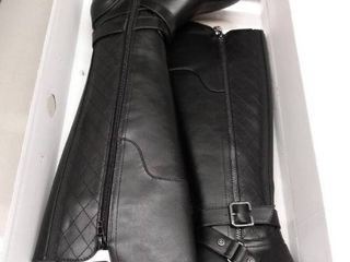 Gbg los Angeles Haydin Riding Boots Women s Shoes  Size 5M