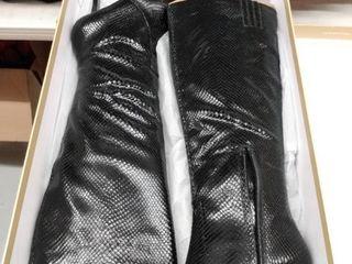 Michael Michael Kors Katerina Tall Dress Boots Women s Shoes  Size 9M