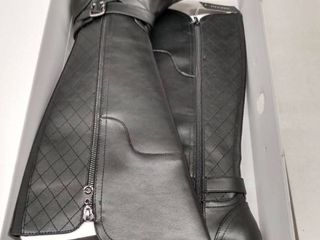 Gbg los Angeles Haydin Wide Calf Riding Boots Women s Shoes  Size 7 5M WC