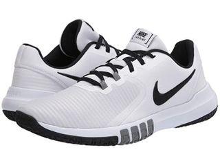 Nike Flex Control 4 Men s Training Shoes  Size  11  White