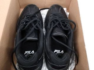 Fila WORKSHIFT  Color Black  Siz 8 5