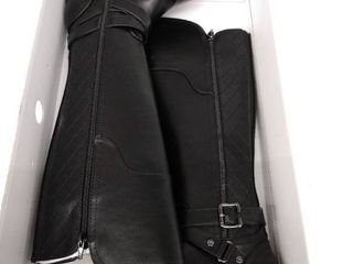 Gbg los Angeles Haydin Riding Boots Women s Shoes  Size 6M