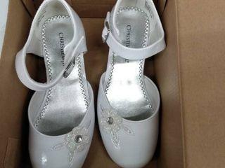 Christie   Jill Heaven Shoes  Color White  Size 12M
