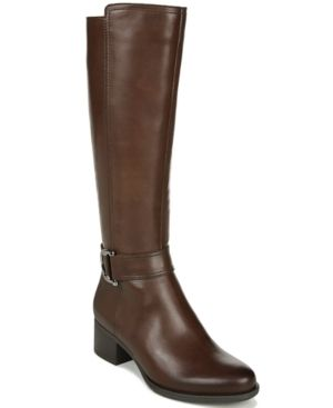 Naturalizer Kelso High Shaft leather Boots Women s Shoes
