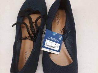 Arizona Navy 9 dress shoe