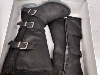 White Mountain Santell Tall Boots Women s Shoes  Size 5M