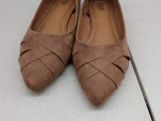 ANA Charm Shoes  Whiskey Color  Size 9 5M
