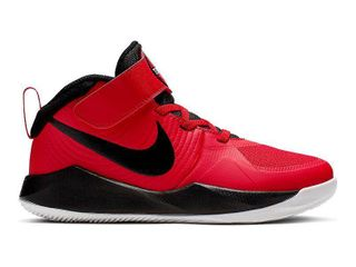 Nike little Boys Team Hustle D 9 Basketball Sneakers  Size 12c
