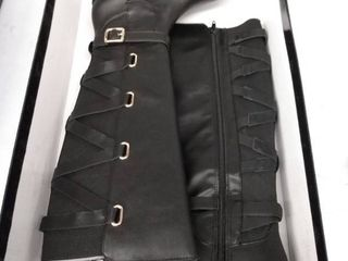 Thalia Sodi Womens Veronika Round Toe Knee High Fashion Boots  Size 5 5M