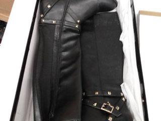 Thalia Sodi Vallie Riding Boots  Size 8 5M