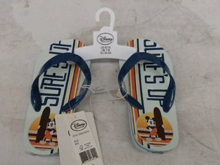 Disney Mickey Mouse Sandals  Size 9 10