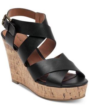Indigo Rd  Keffie Wedge Sandals Women s Shoes