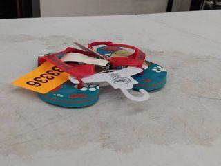 Disney Sandals  Size 7 8