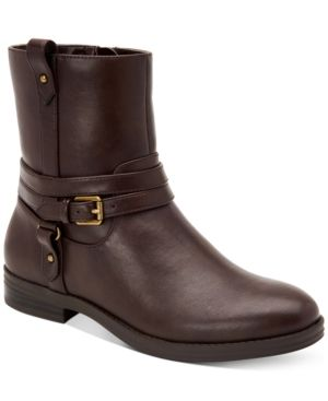 Style   Co Women s State Walking Booties  Created for Macy s Women s Shoes