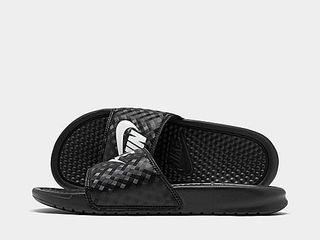 Nike Women s Benassi Jdi Swoosh Slide Sandals