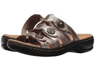 Clarks Collection Women s leisa Grace Sandals Women s Shoes  Size 5 5M