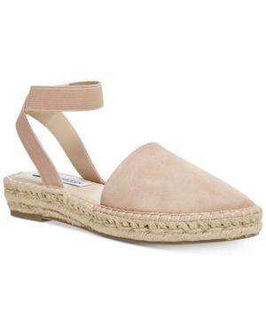 Women s Steve Madden Moment Strappy Espadrille Sandal  Size 5 5 M   Brown