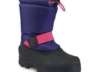 Northside Frosty Girls Waterproof Fleece lined Insulated Snow Boots