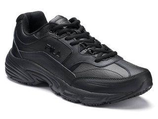 Fila Men s Memory Workshift Cross Training Shoe Black Black Black 9 M US