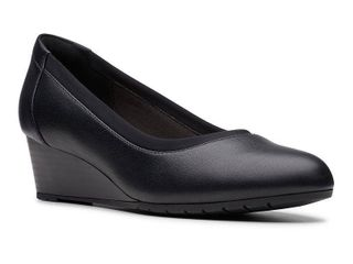 Clarks Collection Women s Mallory Berry Pumps Women s Shoes 8 5M