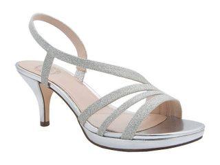 I Miller Nannett Asymmetrical Platform Sandals